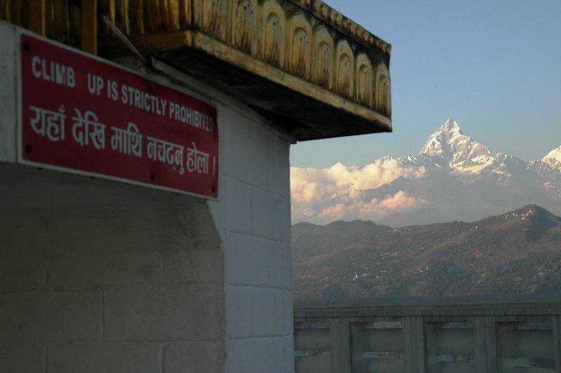Rarara, welke Nepalese overtuiging geven we hier weer?