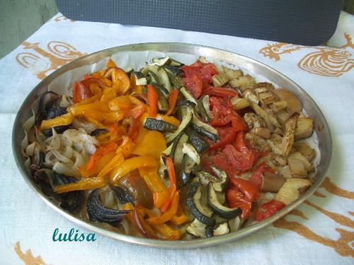 misto di verdure al forno di MLuisa Chiesa