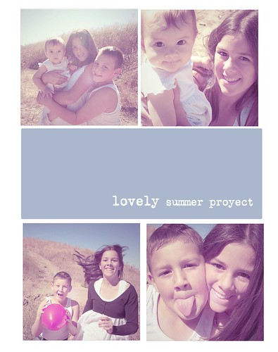 lovely summer proyect