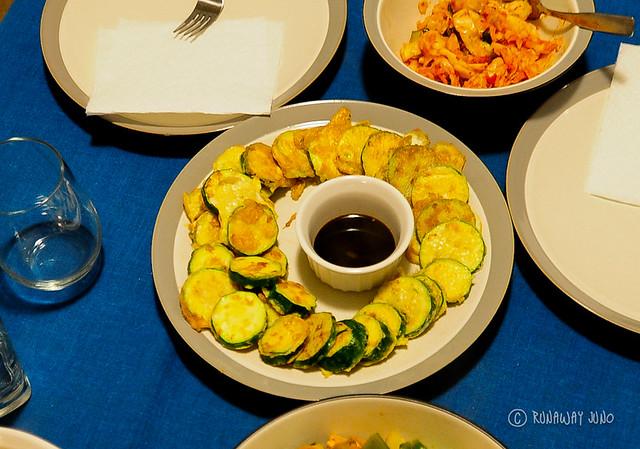 Hobak Jeon Korean Food