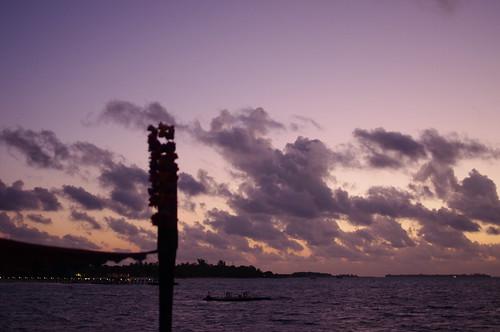 sun set cruise