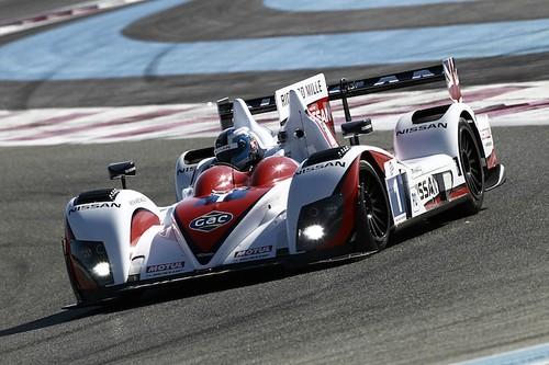 Nissan European Le Mans Series