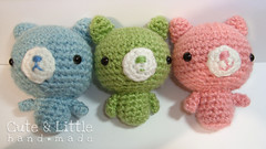 Three Little Bears ♥