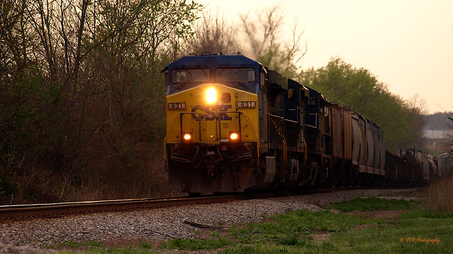 CSX at KY115, Pembroke, Christian County, Kentucky