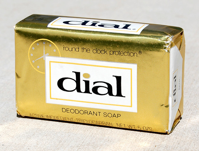 Dial Deodorant Soap, 1970's