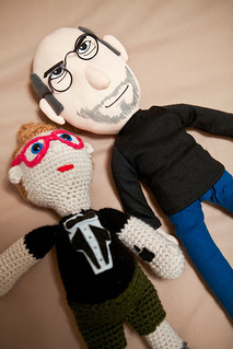 Terry and Steve Jobs
