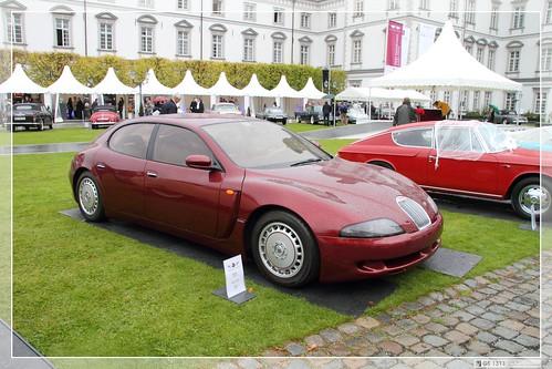 zakup samochodu  Bugatti EB112 prototyp 1993 (01) 6220226225 eb5a7ce801