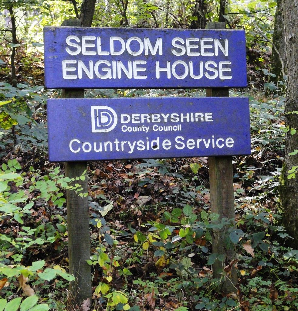 SELDOM SEEN ENGINE HOUSE ...