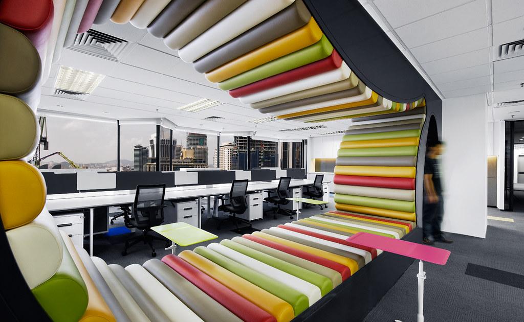 Creative Office Design By M Moser Associates | M Moser Associates | Flickr