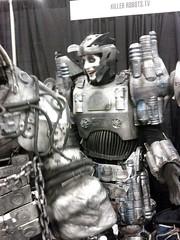 Killer robots 2, NY Comic Con, Javits Center, NYC, NY, USA.jpg
