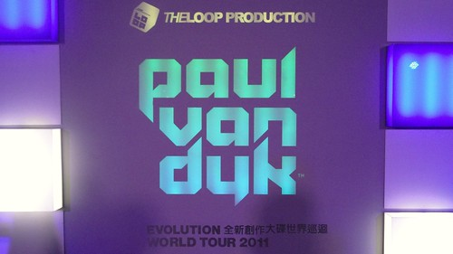 Paul van Dyk live at Taipei, Taiwan 09/17/2011