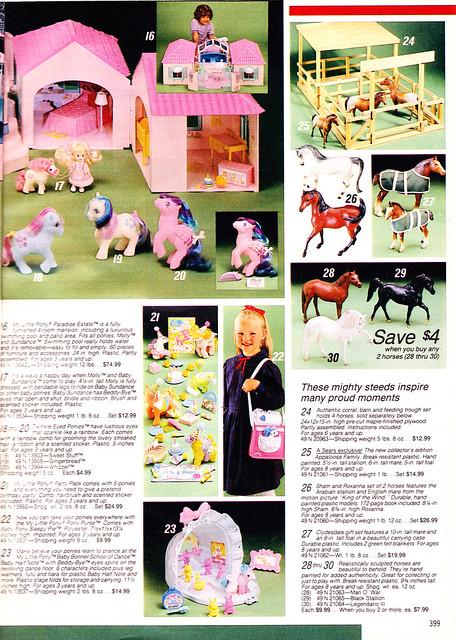 Mon Petit Poney (HASBRO) 1982 - 1994 6262876170_339a4061d8_z