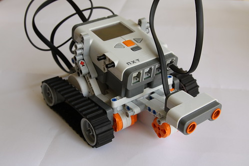 Ev3 Mars Rover Instructions