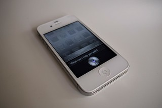 Apple iPhone 4S - White 16GB - Siri