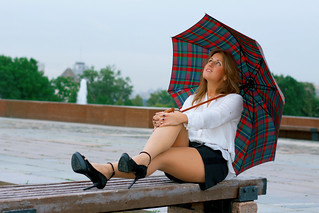 Anya Bo, summer dull day in Moscow [6275312991]