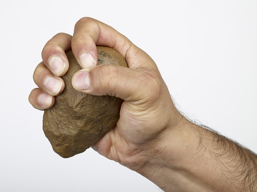 Palaeolithic Handaxe 1965A493