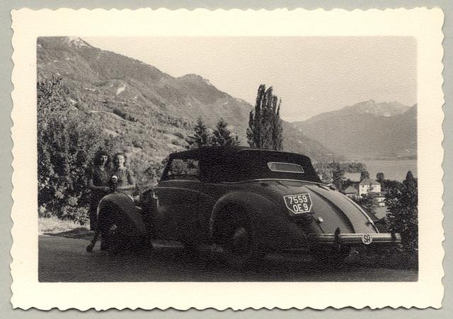 Rosengart Supertraction Cabriolet Flickr Photo Sharing