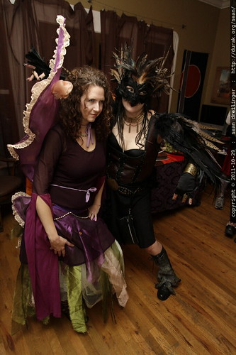 portland, oregon, halloween, party, hallowe… _MG_6720
