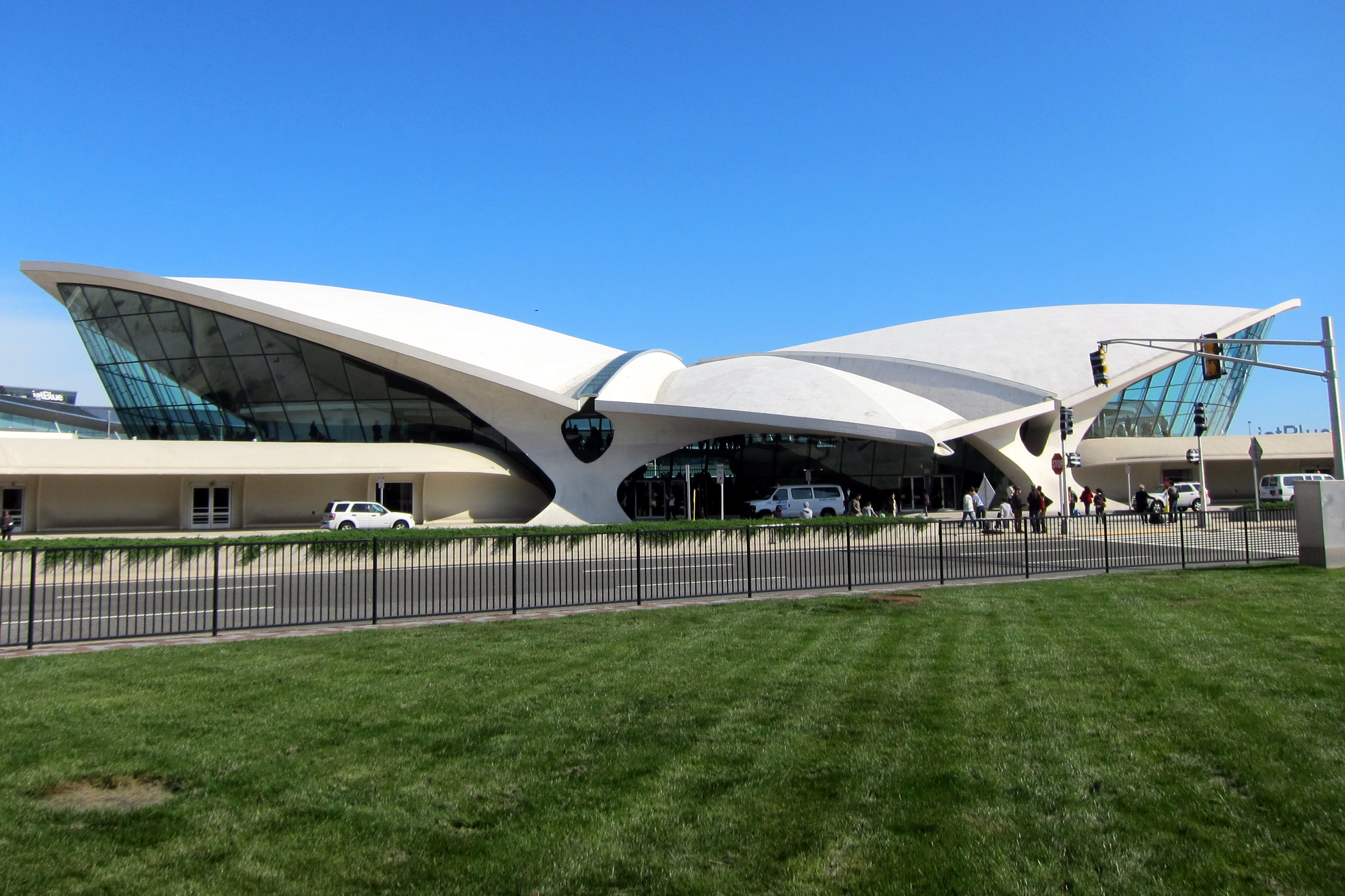 Nyc Jfk Airport Twa Flight Center Flickr Photo Sharing