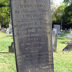 In memory of the Reverend Daniel Hayden, 1781-1835