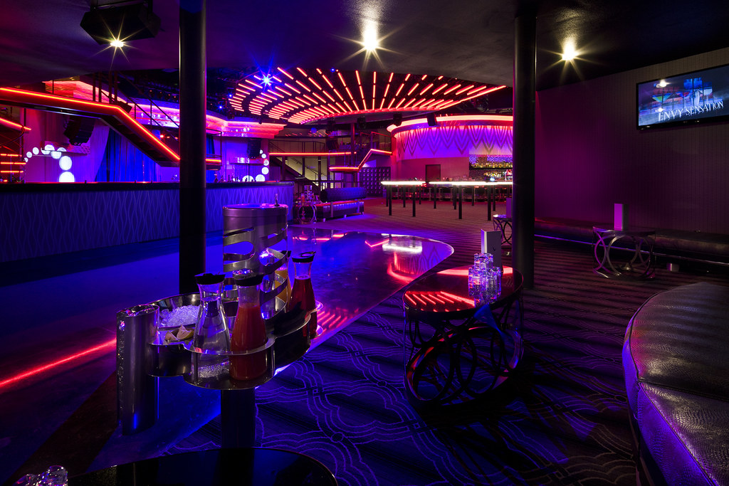 Custom Bar And Lounge Design Interior Nightclub Design
