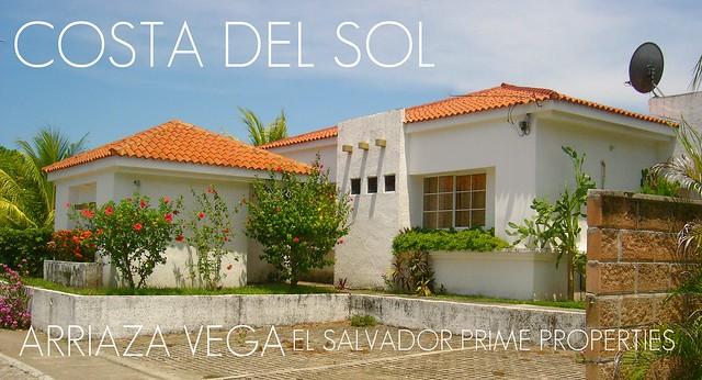 Casa en venta en la costa del sol el salvador arriaza - Casas en la costa del sol ...