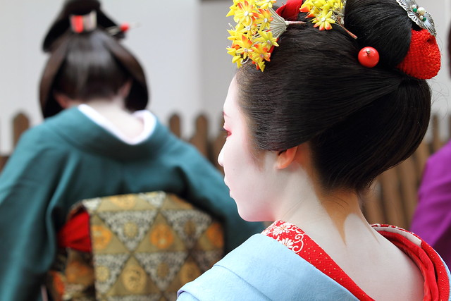 Maiko Hair