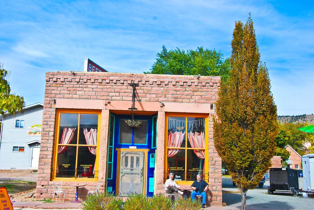 """""""The Fork"""" Restaurant - Lyons, Colorado - USA"""