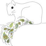 squirrel doodle