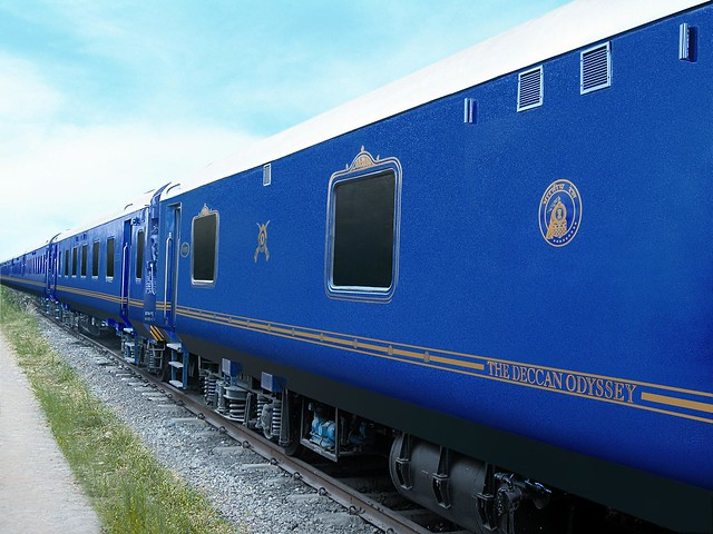 Deccan Odyssey Train India