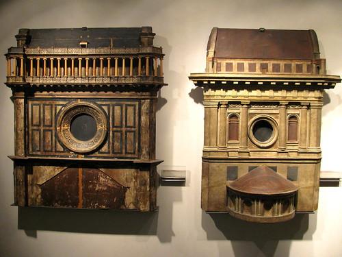 Maquetas del Duomo