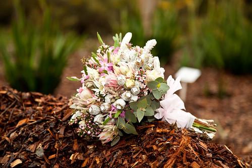 Artistique Photography by Nicolette - wedding bouquet.