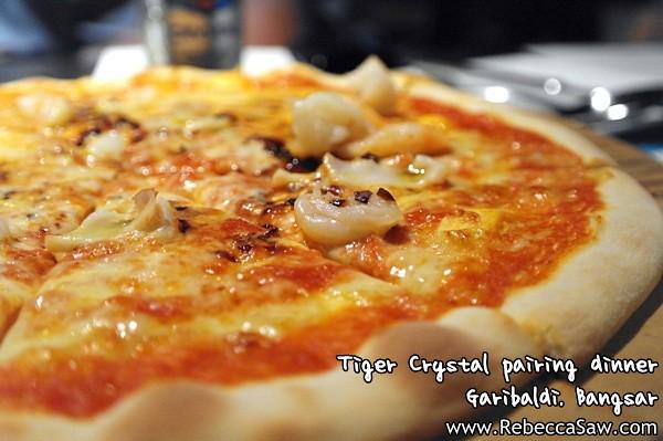 Tiger Crystal pairing dinner - Garibaldi Bangsar-9