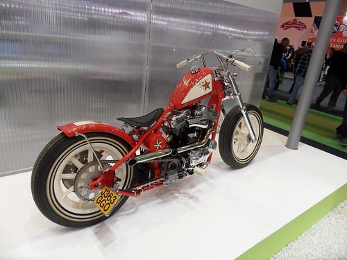 Custom Motorbike..