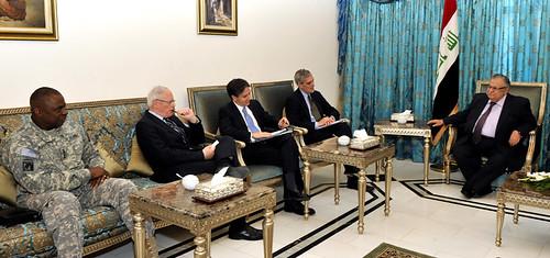 Talabani.U.S.Delegation.19-11-2011
