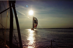 Narragansett Bay, RI (1990?)