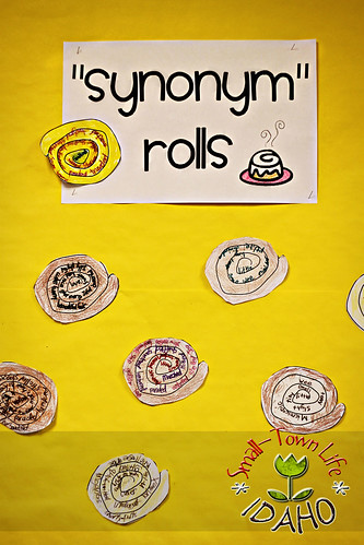"""Synonym"" Rolls Activity"