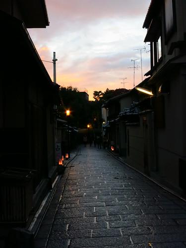 八坂周辺 yasaka x S100