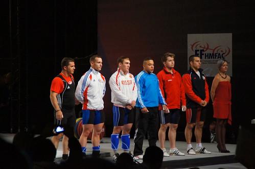 【WWC2011】 MEN 85kg級 A