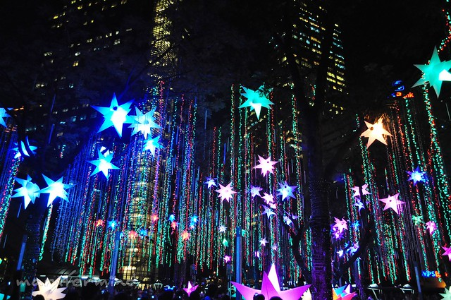 Ayala Triangle Symphony of Lights (5)