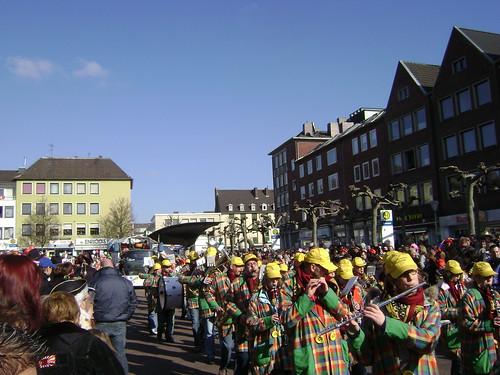 Desfile, Carnaval en Düren 2011, Alemania/Parade, Karneval in Düren