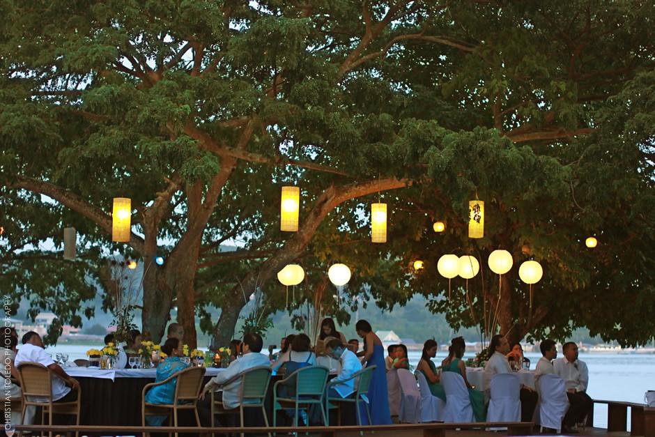 Cafe Lawis Wedding, Bohol Island Wedding Photographer