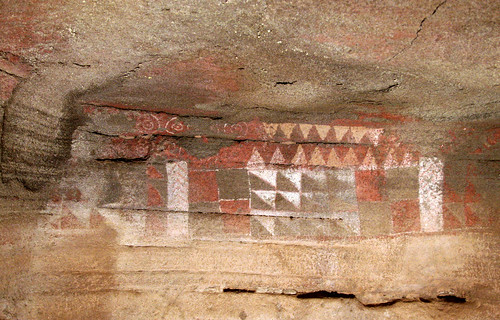 Cueva pintada - the painted cave
