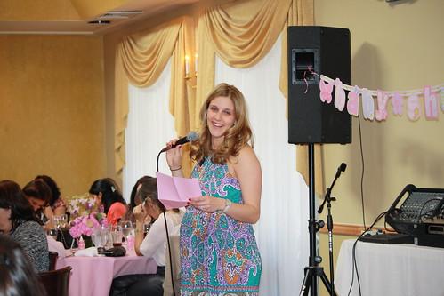 Adrienne's Baby Shower 2012