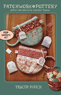 Teacup Pouch - PDF pattern #7