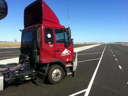 Sticker evidence!! - Truckblog on the move in Oz!