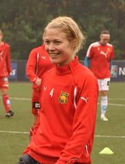 Marthe tilbake mot LSK 2011