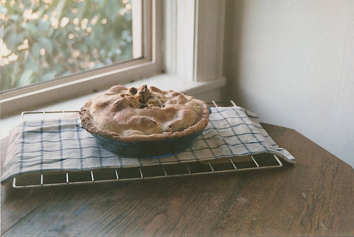 summer day apple pie