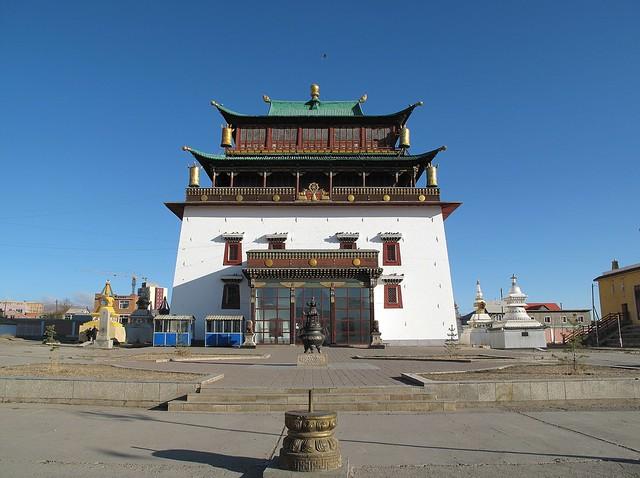 Geser Temple