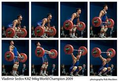 Sedov Vladimir KAZ 94kg
